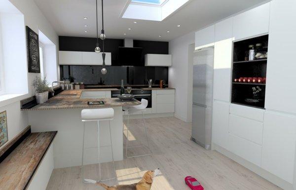 Kitchen CAD; Installations ...