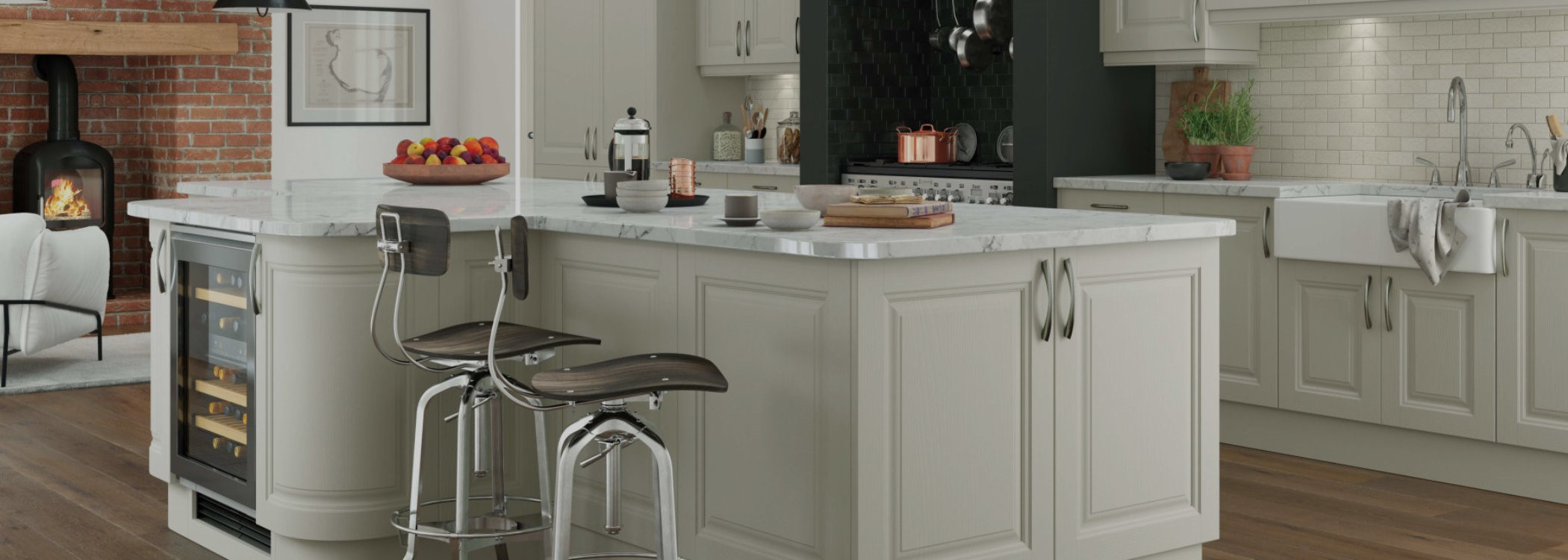 Quantum Origin Charnwood Kitchens
