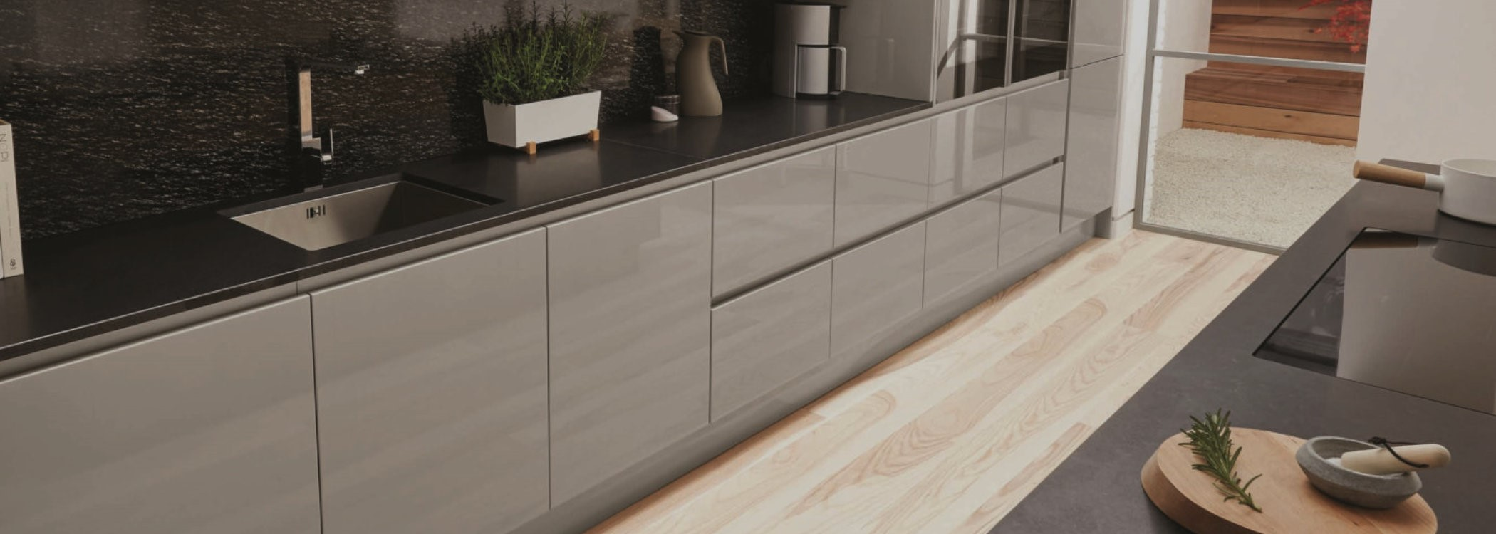 Quantum Aluma Bellever Kitchens