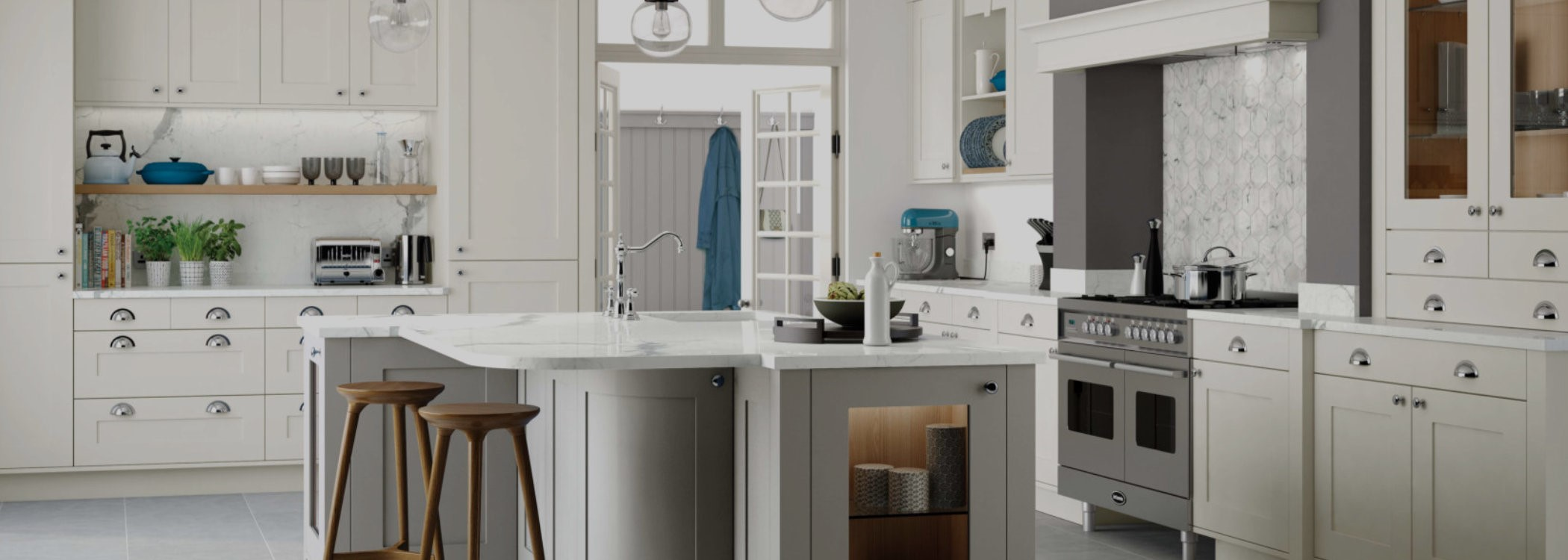 Quantum Origin Keele Kitchens