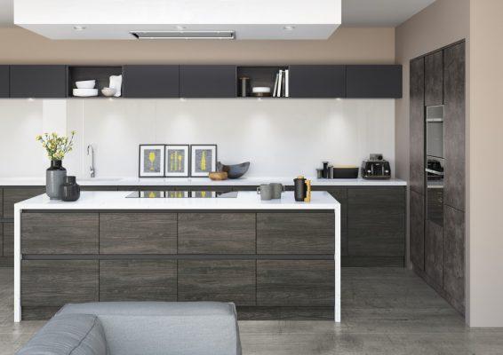 Linden Aluma Carbon Marine Wood Dark Atelier & Manston Matt Graphite