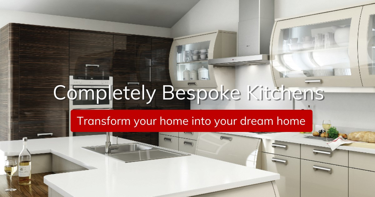 Marvelous Completely Bespoke Kitchens   CK Kitchens U0026 Bathrooms, Falmouth, Cornwall